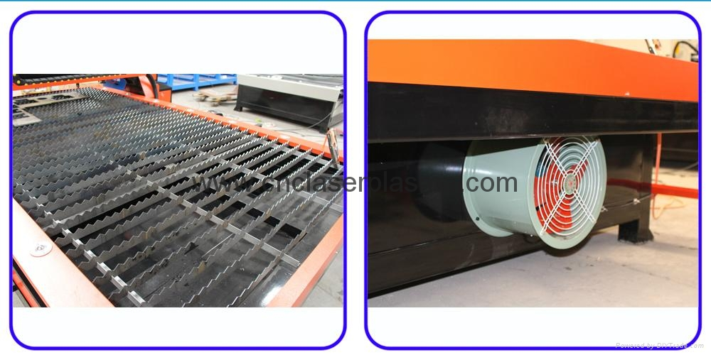 CNC Plasma Cutting Drilling Machine for 25-30mm Steel Stainless Steel  9