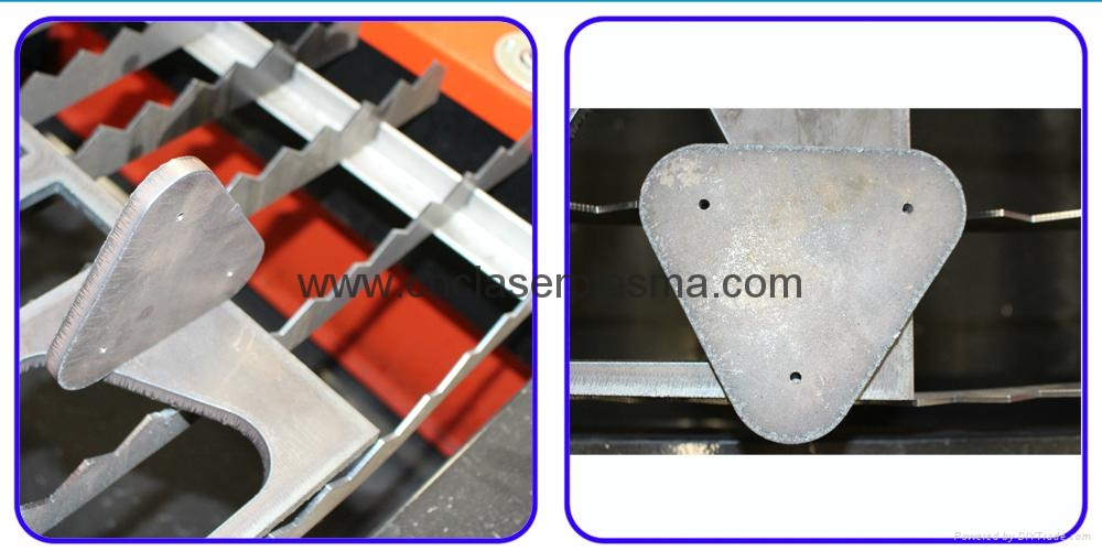 CNC Plasma Cutting Drilling Machine for 25-30mm Steel Stainless Steel  10