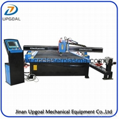 Large 1900*3000mm Plasma Cutting Drilling Machine with Rotary Axis for Tube