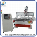 Linear Auto Tool Changer CNC Router with