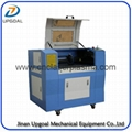 600*400mm Small Co2 Laser Engraving Cutting Machine with Rotary Axis