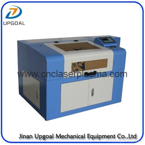 Desktop 60W 500*400mm Co2 Laser Engraving Cutting Machine 5