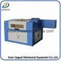 Desktop 60W 500*400mm Co2 Laser Engraving Cutting Machine 4