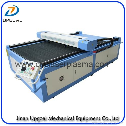 1500*2500mm Double Heads Co2 Laser Engraving Cutting Machine with RuiDa System  5