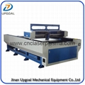 Double Ball Screw Transmission Metal & Non Metal Co2 Laser Cutting Machine