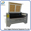 1390  Co2 Metal& Non Metal Laser Cutting Machin with Auto Follow Up Function 1