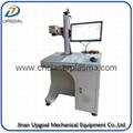 Fiber Laser Marking Machine for Metal Materials Marking 20W