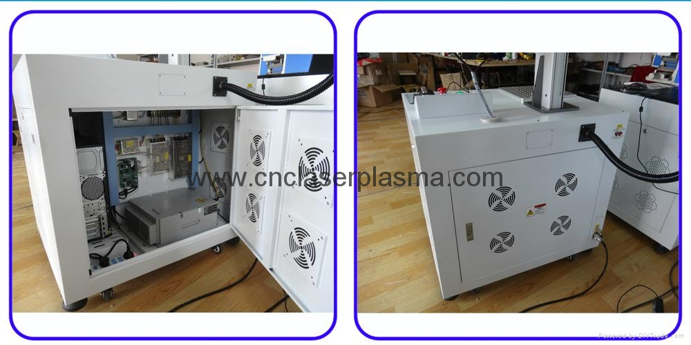 Fiber Laser Marking Machine for Metal Materials Marking 20W 9