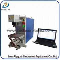 Portable Fiber Laser Marking Machine for Bearing Marking