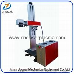Split Type Steel Stainless Steel Aluminum Fiber Laser Marking Machine