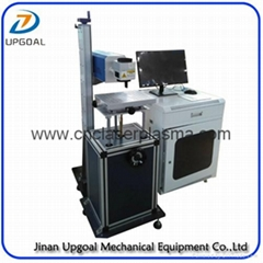Wood Leather Non-metal Materials Co2 RF Laser Marking Machine