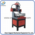 Small 300*300mm 4 Axis CNC Engraving Cutting Machine