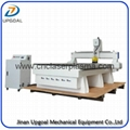 1325 Wood CNC Router with Vacuum Table Dust Collector  Servo Motor DSP Control