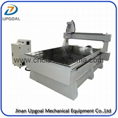 4 axis 1325 Wood CNC Router with Underlying Diameter 300mm Rotary Axis