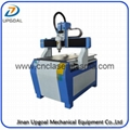 Small CNC Engraving Cutting Machine for
