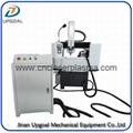 Half Closed Metal Mold CNC Engraving