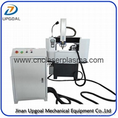 Half Closed Metal Mold CNC Engraving Machine 4 Axis