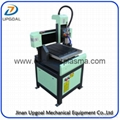 300*300mm Small Metal CNC Engraving Cutting Machine for Copper Aluminum Steel