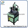 300*300mm Small Metal CNC Engraving