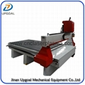 4*8 Feet Wood Furniture CNC Carving Machine with DSP Offline Control