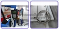 600*600mm Cast Iron CNC Metal Carving Machine with 4th Axis DSP Control