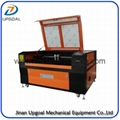 Economic Double Heads Metal and Non-Metal Co2 Laser Engraving Cutting Machine