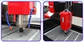 Tombstone CNC Engraving Machine with 2000*600mm Effective Working Area