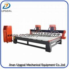 10 Heads 10 Spindles  Furniture CNC Engraving Cutting Machine 2500*2200mm