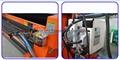 Semi auto lubrication & China hybrid servo driver