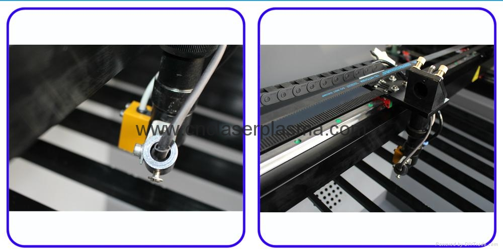 Glass Photo Co2 Laser Engraving Machine with RuIDa 6442 Control System  12