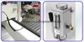 Semi-auto lubrication & auto tool calibration