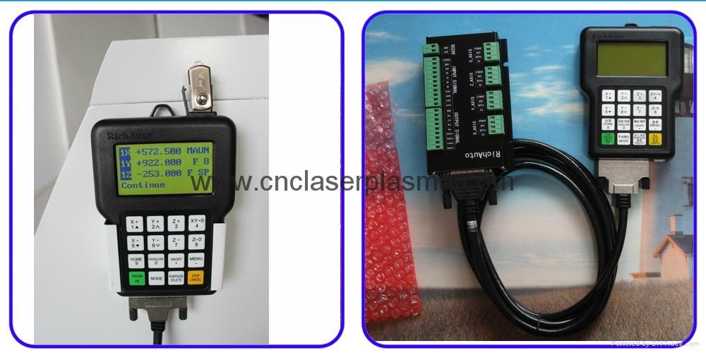 DSP offline control system
