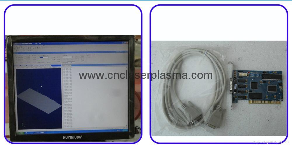 PCI NcStudio control system