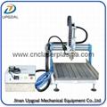 Desktop Aluminum CNC Engraving Milling