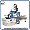 Desktop Aluminum CNC Engraving Milling Machine With Gantry Moving Type