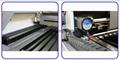 Hiwin Taiwan linear square guide rail & Yako three phases stepper motor