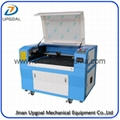 Popular Advertising Materials Co2 Laser Engraving Cutting Machine
