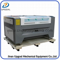 Car Foot Mat Co2 Laser Cutting Machine with 1300*900mm Size