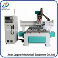 Auto Tool Changing CNC Router with Disc Type/12 Pcs Tools Changing/SYNTEC System