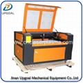 CCD Camera Laser Cutting Machine for Batch Quantity Cloth Garment Logo Cutting