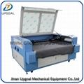 Double Heads AutoMobile Socket Sleeve Laser Cutting Machine