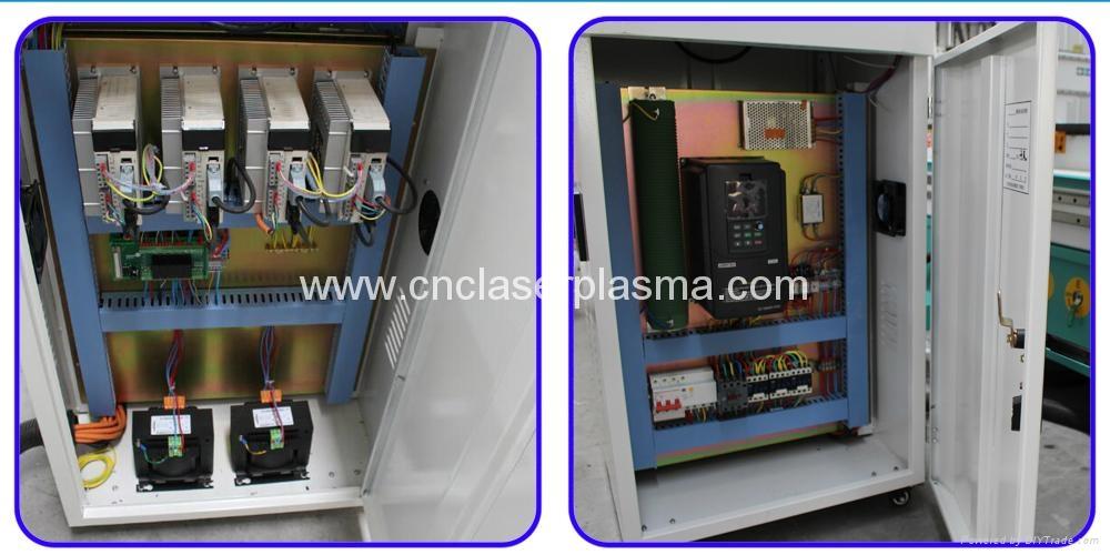 Control cabinet & Yaskawa Japan servo motor