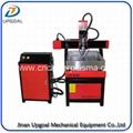 High Precision CNC Aluminum Engraving Machine with Hybrid Servo Motor/DSP Contro