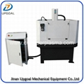 Heavy Type CNC Metal Mold Engraving Machine with Easy Servo Motor