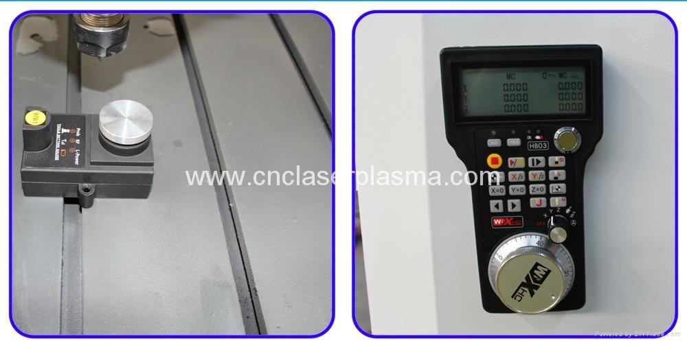 Wireless auto tool calibration & wireless handwheel