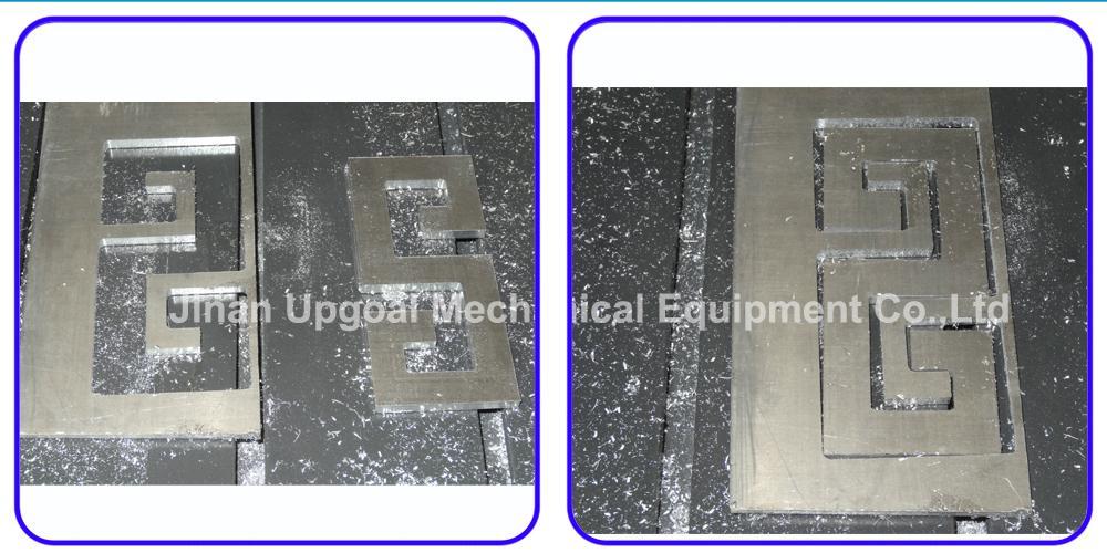 For aluminum cutting