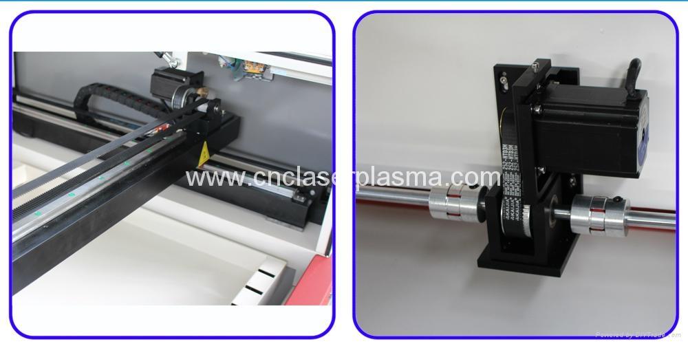 Hiwin linear square guide rail & belt transmission & stepper motor