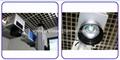 Sino-Gavlo galvanometer and scanning lens