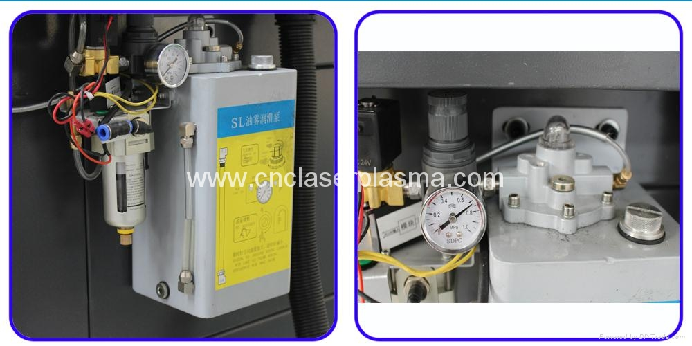 oil mist cooling pump