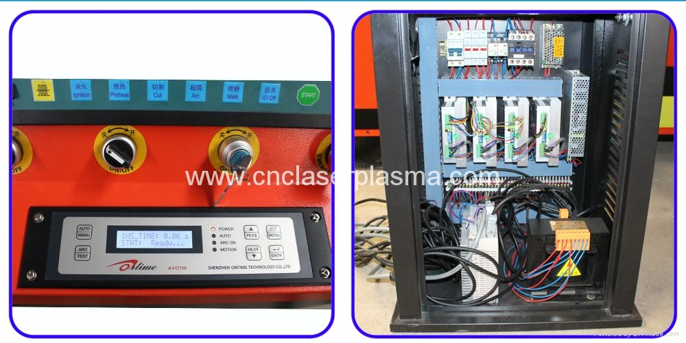 ONTIME THC( torch height controller) & control cabinet